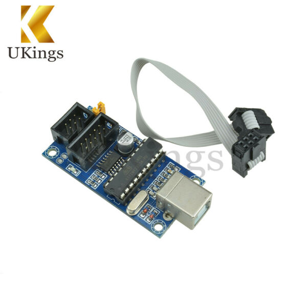 USBtinyISP USBTiny ISP Programmer Bootloader AVR USB 6Pin Cable for Arduino