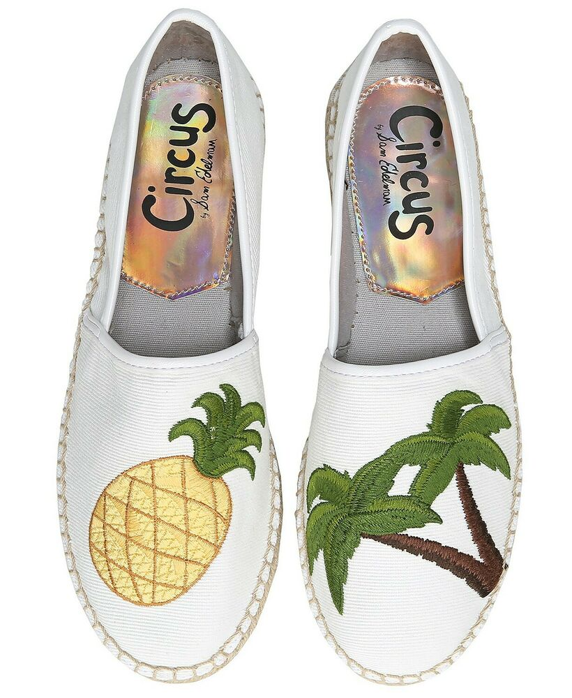 f7147b123 Details about Circus by Sam Edelman Leni Espadrille Women Shoes Slip On  Size 9 m -NEW-