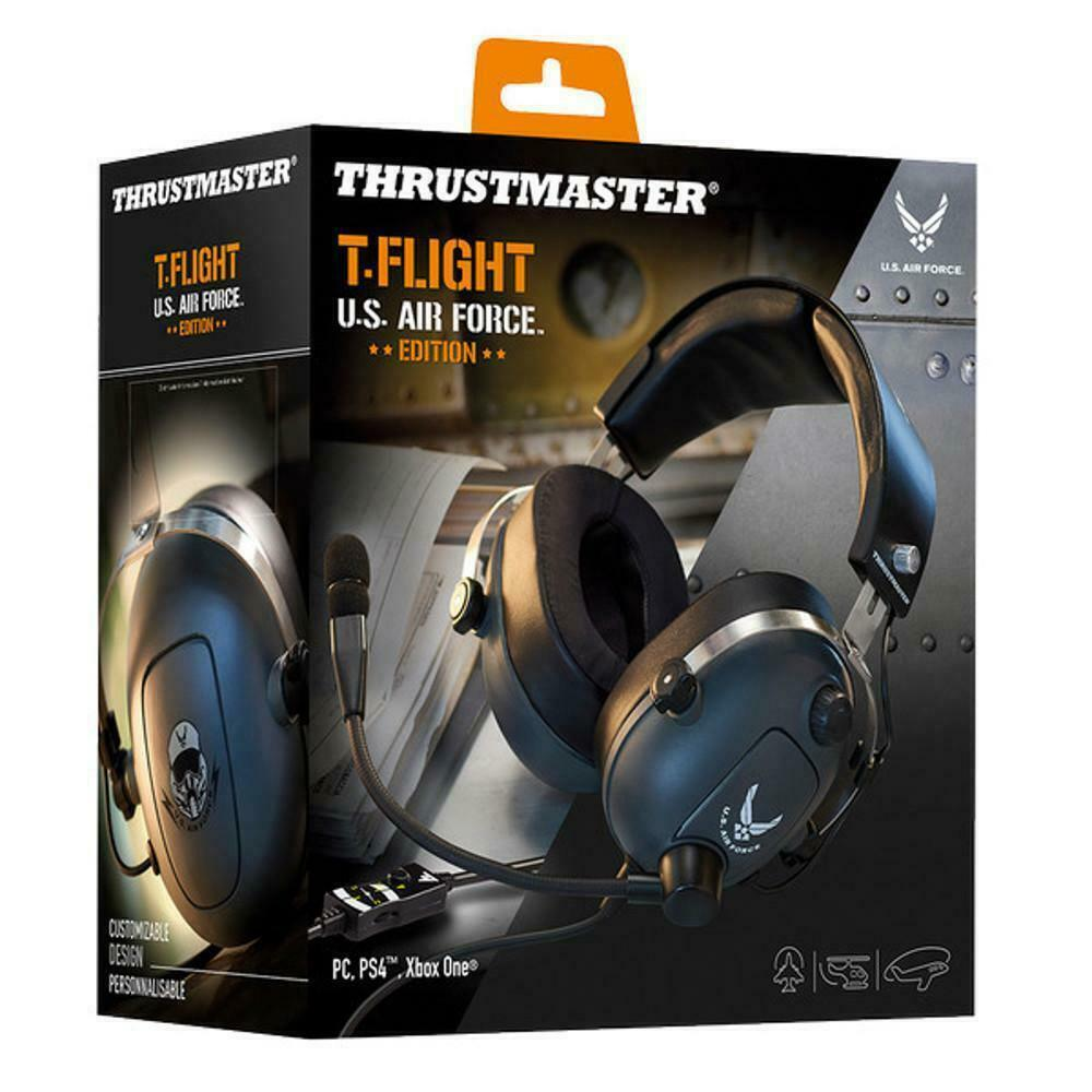 a91d72bf96a Details about Thrustmaster T.Flight U.S. Air Force Edition Wired Gaming  Headset (PS4 Xbox One