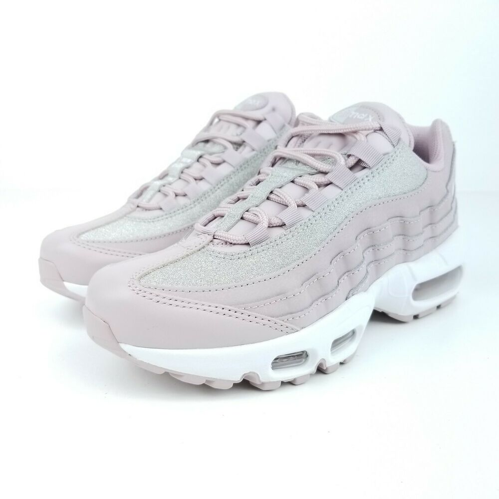 quality design 076c4 54645 Details about Nike Air Max 95 SE Women s Running Shoes Pink Particle Rose  AT0068 600 Size