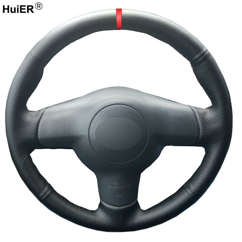 Details About Hand Sewing Car Steering Wheel Cover For Toyota Corolla 2004 2006 Rav4 Us 2005