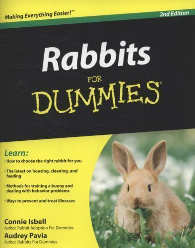 Rabbits For Dummies Isbell, Connie