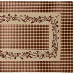 FARMHOUSE BERRY VINE Primitive Country Table Runner, by The Country House