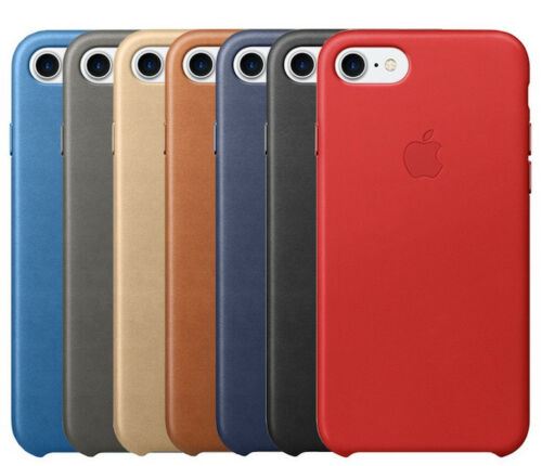 Apple iPhone 7/8 Leather Case Brand new available in all colors MOVING FAST
