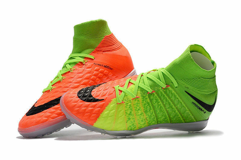 new arrival bd32d f7211 Details about NIKE HYPERVENOMX PROXIMO II DF IC SOCCER SHOES SIZE 9  ELECTRIC GREEN 852577-308