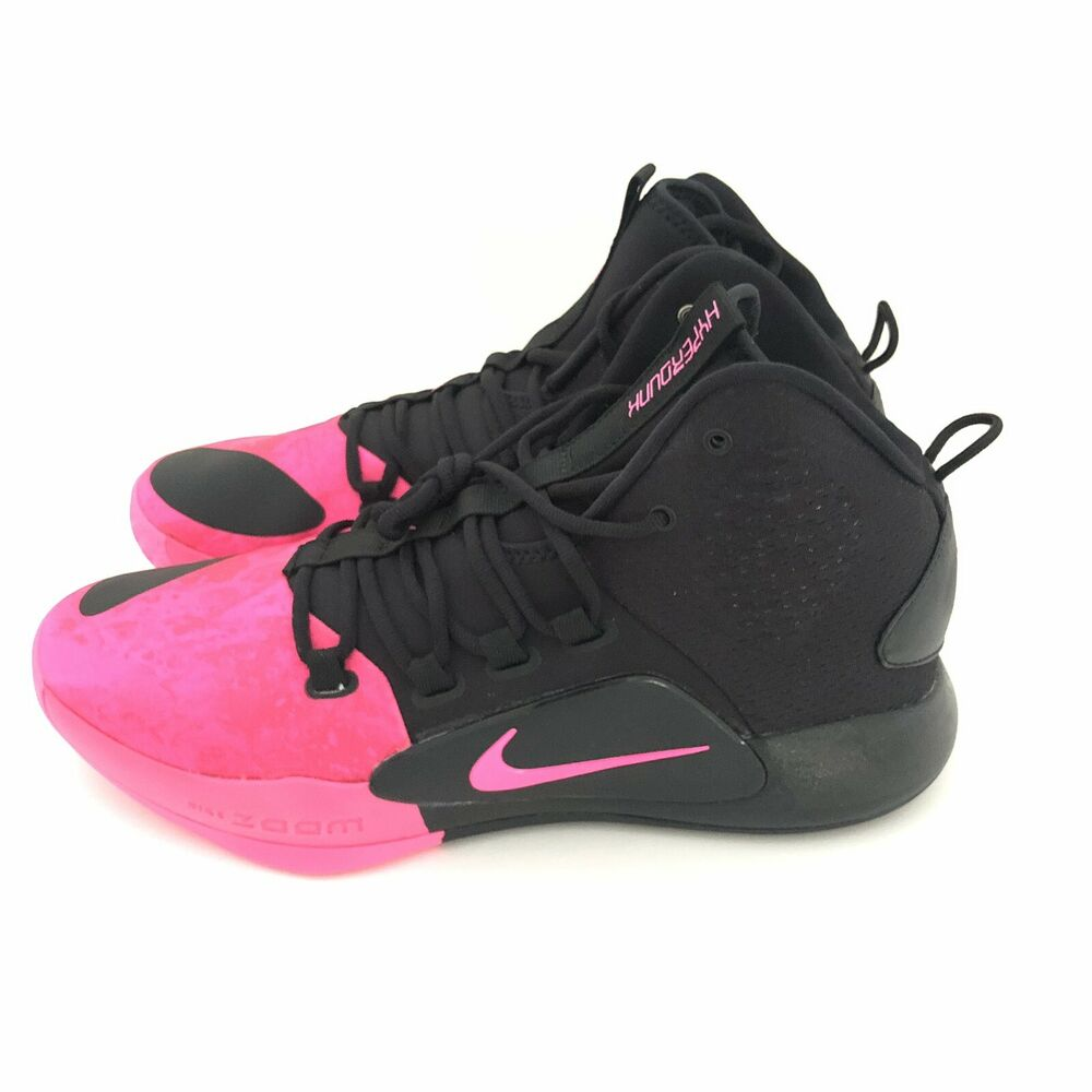 brand new 900d8 63d58 Details about Nike Hyperdunk X Kay Yow Breast Cancer Awareness Mens Size 11  AT3663-001 New