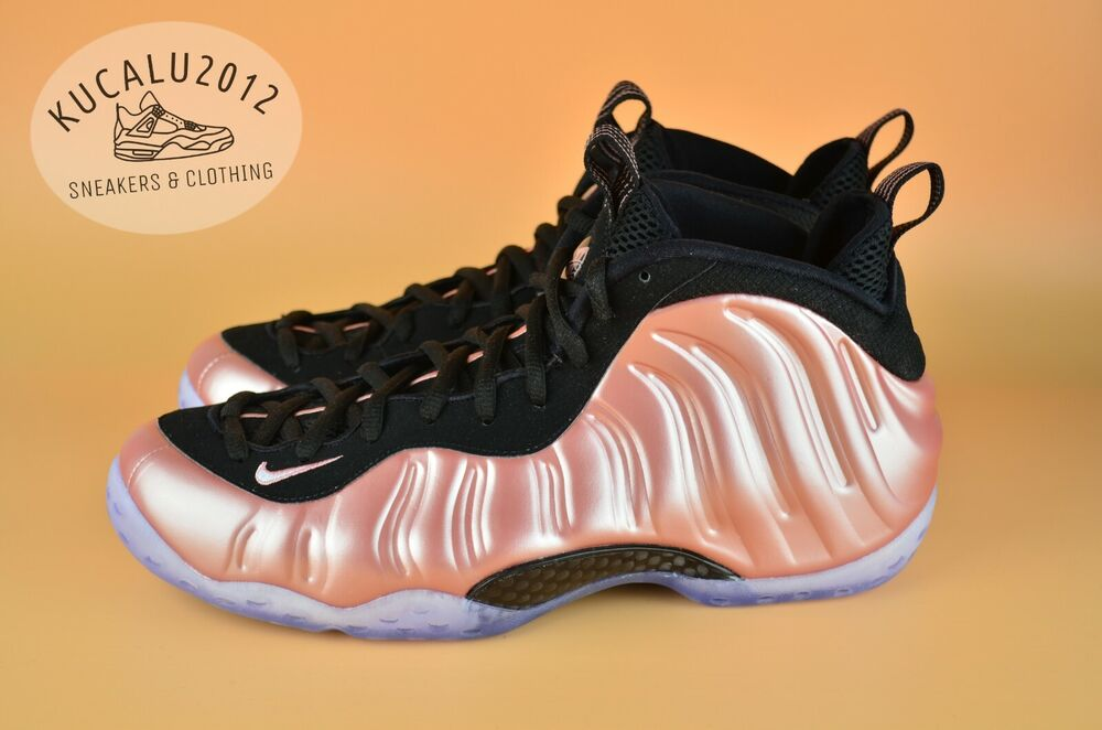 1205afe63a49b Details about Nike Air Foamposite One Elemental Rose Rust Pink Black Penny  314996-602 US11