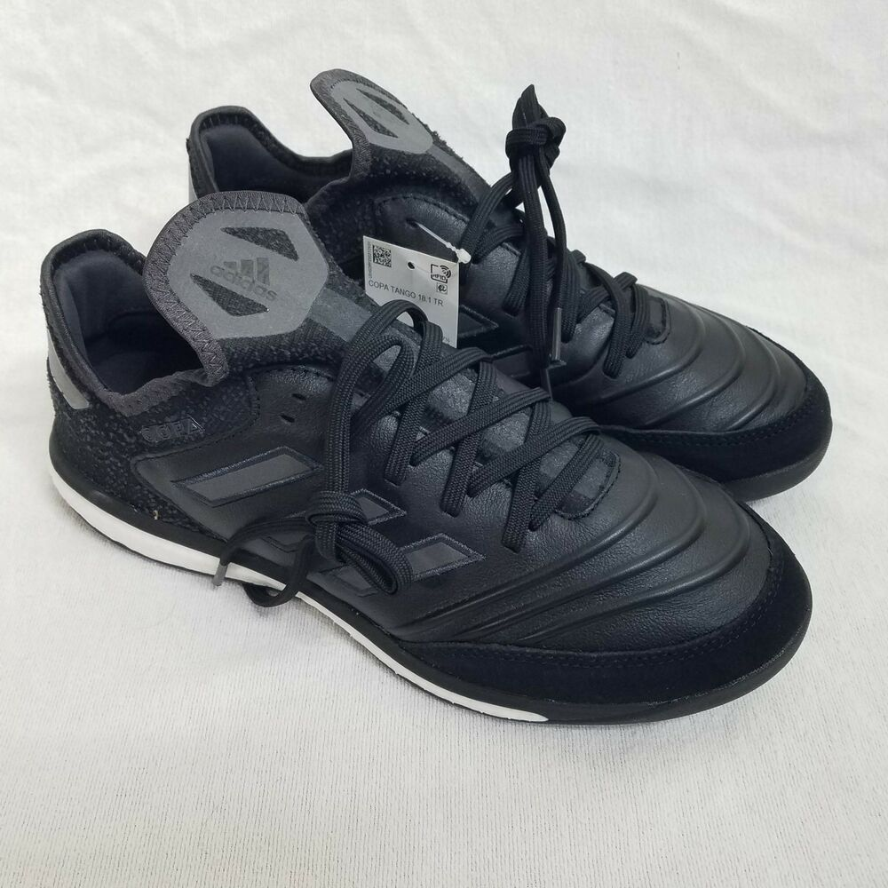 995020240 Details about Adidas Mens Black COPA Tango 18.1 TR Trainer Soccer Shoes  Boost Size 8.5 CP8998