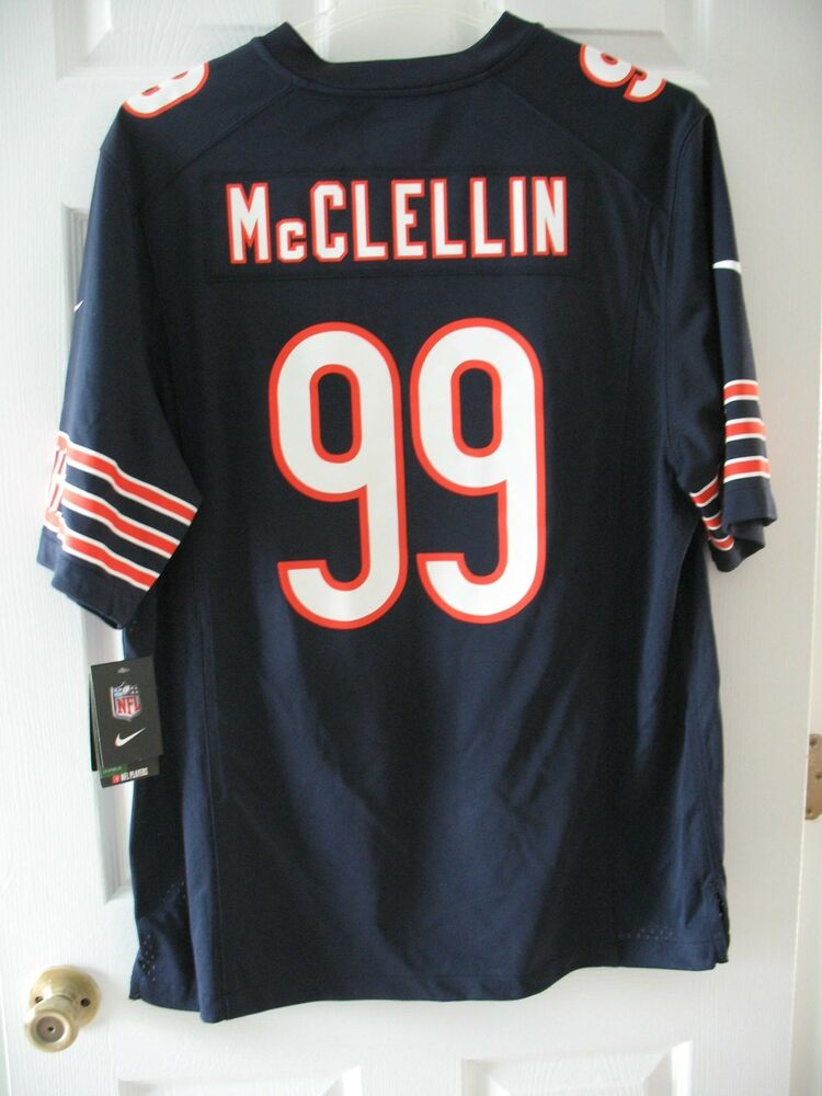 77d6d9655191 Chicago Bears  99 McClellin NFL Nike Football Jersey - Adult size L - NEW