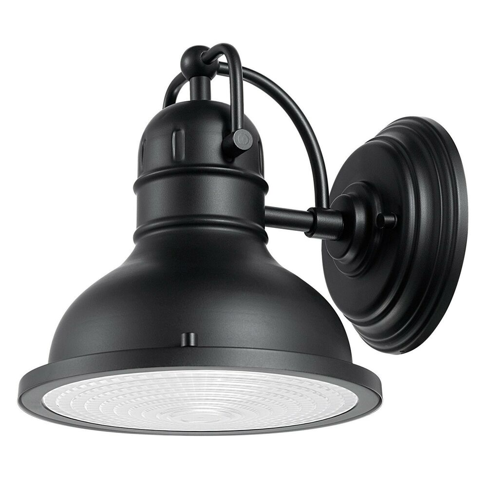 Outdoor Wall Light Fixture Black Sconce Vintage Industrial ...