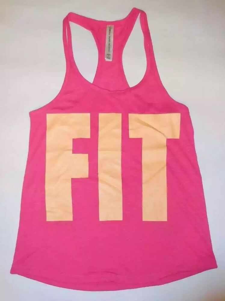 Lorna Jane Pink Activewear Racerback Top Sz Xs Strong Packing Activewear Tops Women's Clothing