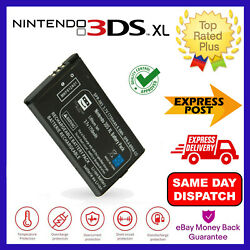 REPLACEMENT BATTERY FOR NINTENDO 3DS XL CONSOLE 1750MAH WITH SCREWDRIVER - NEW