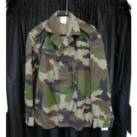 img-French Army F2 Camouflage Jacket - 96M & 96L