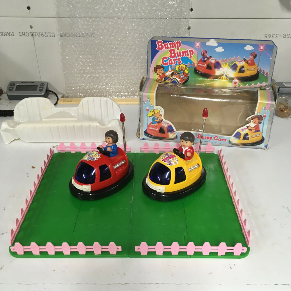 New Toys & Hobbies Electronic, Battery & Wind-up Orderly Mystery Bump And Go Police Car