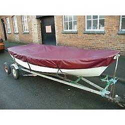 Mirror Dinghy Flat Mast Down Cover. A+ rating. The best you can get.