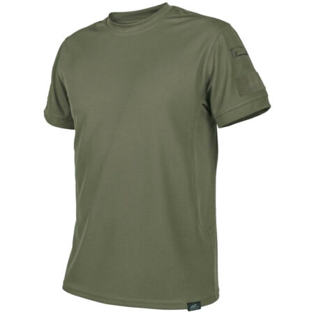 img-Helikon Tactical Mens T-Shirt Army Tee Security Patrol TopCool Lite Olive Green