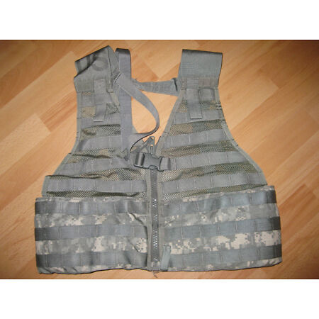 img-US Army Molle II Acu Ucp Flc Fighting Load Porteur Veste Top