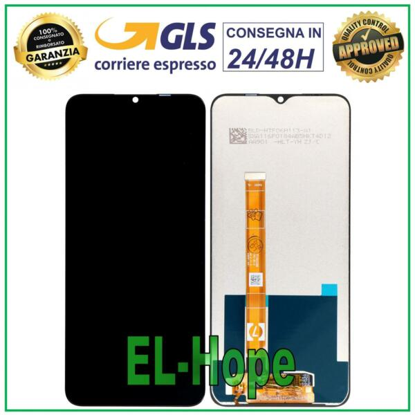 DISPLAY LCD LG OPTIMUS K8 2017 M210 MS210 M200N TOUCH SCREEN SCHERMO VETRO NERO