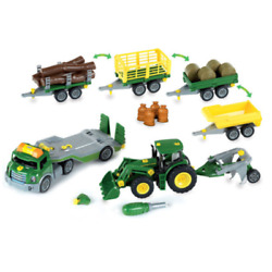 Kyпить John Deere Buildable 1/24 Mega Set #LP66714 на еВаy.соm
