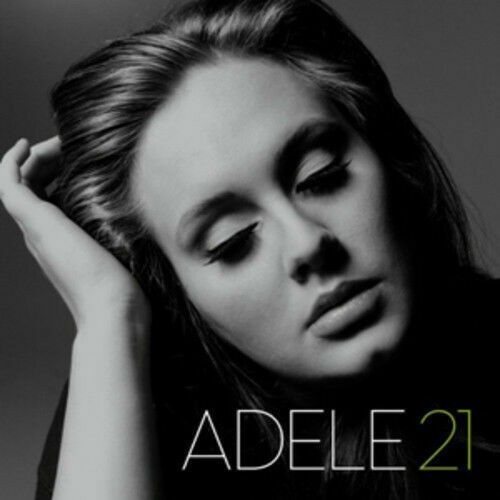 Adele - 21 : (2011) Rolling in the Deep, Rumour Has It Brand New Music Audio CD