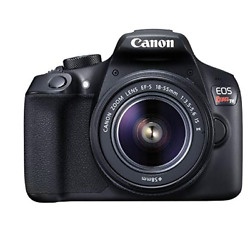 Kyпить Canon EOS Rebel T6 DSLR Camera with EF-S 18-55mm f/3.5-5.6 IS II Lens-Used на еВаy.соm