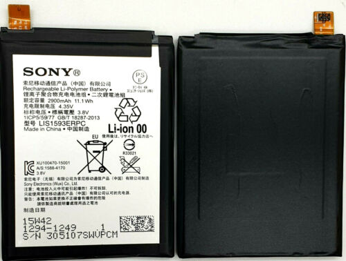 Genuine SONY Battery 1294-1249  for Sony Xperia Z5 E6653, Z5 Dual - LIS1593ERPC