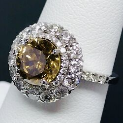 3.63 carat Certified Fancy Color Diamond  Ring 100% NATURAL Was $27,500.00