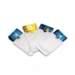 12 Pack Anti Theft Credit Card Protector RFID Blocking Sleeve Shield