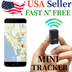 Kyпить GF07 Mini Magnetic GPS Tracker Real-time Car Truck Vehicle Locator GSM GPRS USA на еВаy.соm