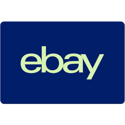Kyпить eBay Gift Card $10 to $200 -  Email Delivery  на еВаy.соm