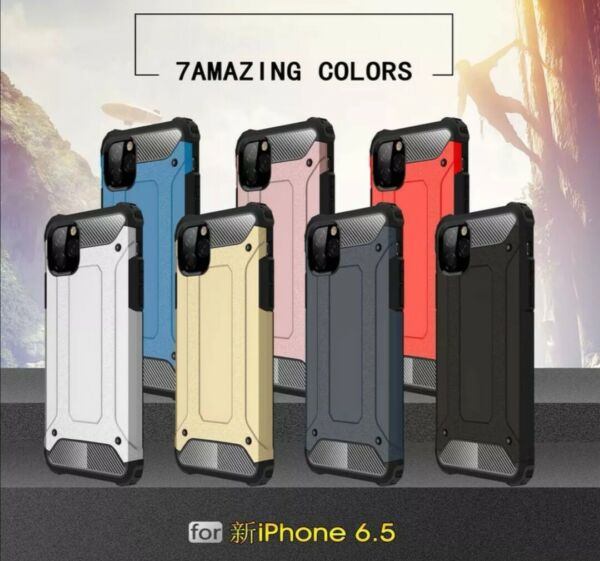 Shockproof Armour HeavyDuty Tough Case Cover iphone 11 11 PRO MAX XS MAX XR XS