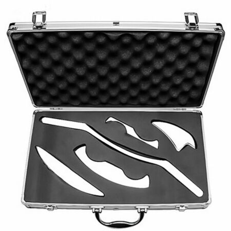 img-IASTM Medical Gua Sha Scraper Physiotherapy Physical Therapy Fascia Knife Set