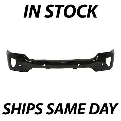 NEW Primered - Front Bumper Face Bar for 2016-2018 Chevy Silverado w/ Fog & Park