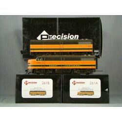 Precision Craft Models - FA1 & FB1 Great Northern Sound Fitted Loco Set - 261