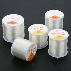 Stretchy Beading Elastic Crystal String Cord Wire Thread Rope for DIY Bracelets