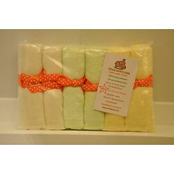Kyпить Baby Organic Bamboo Washcloths&wipes Extra Soft & Absorbent Cocobabycare на еВаy.соm