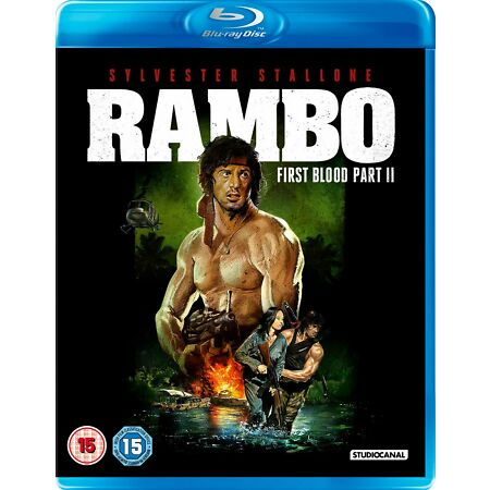 img-Rambo - First Blood: Part II [Blu-ray]
