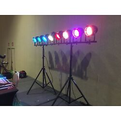 Kyпить 2 Pre-Mounted Stage Lighting Trees Full Package на еВаy.соm