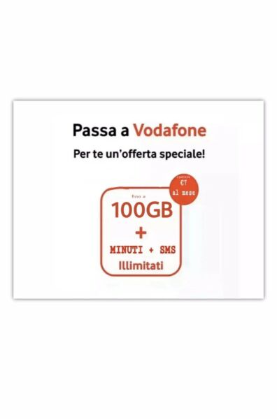 SPECIAL 50GB €7 MINUTI SMS ILLIMITATI  HO MOBILE KENA COOP COUPON