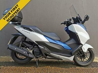 2016 66 HONDA NSS 125CC NSS 125 AD-F FORZA - ***CRAZY LOW MILEAGE!***