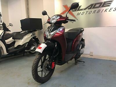 Honda ANC 125 Sh Mode Automatic Scooter, 2018, Serviced, Very Good Condition