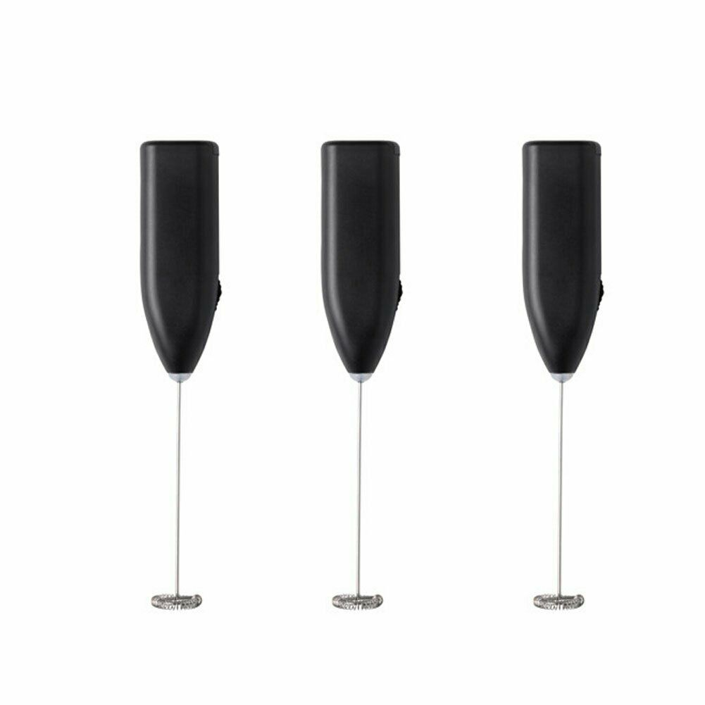 Ikea Milk Frother 100.763.20 Silver