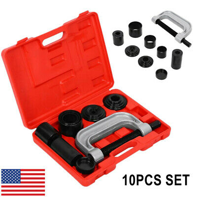 4-in-1 Ball Joint Deluxe Service Kit Tool Set 2WD&4WD Vehicles Remover Installer