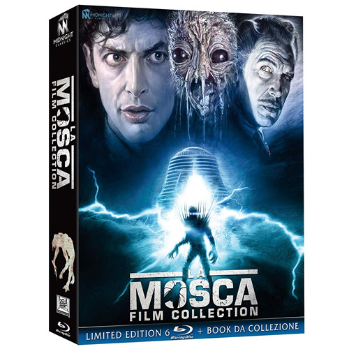 LA MOSCA - Film Collection - Limited Edition (6 Blu-Ray + Booklet)
