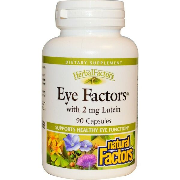 Royaume-UniEye Soin & Vision Supplément 90 Capsules   Anthocyanidins