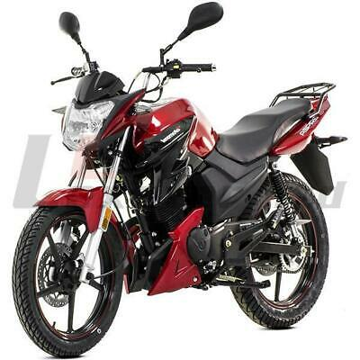 Brand New 2020 Lexmoto Aspire 50cc Geared Moped, Free £100 helmet included