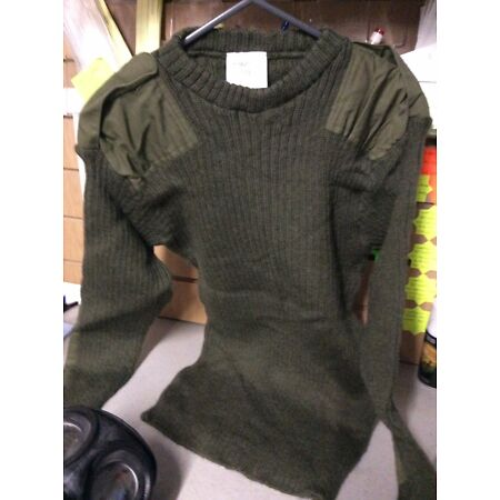 img-British Military Army Jumpers Size 106cm Set Of 5 Jumpers other sizes available