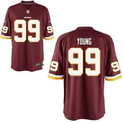 Kyпить Chase Young Redskins Jersey Burgundy на еВаy.соm