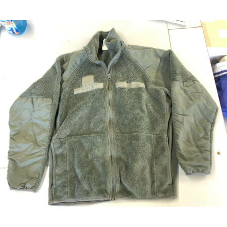 img-US Army Jacket Ecwcs Gen III Polartec Fleece Jacket Cold Weather Large Long