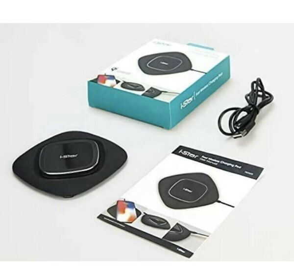 i-Star Portable Qi charging base for Apple, Samsung Andriod Phone PI00505 New